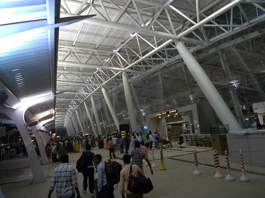 チェンナイ国際空港: みけのブロ...